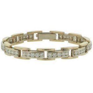 Round brilliant cut 3.50 carats diamonds ladies br